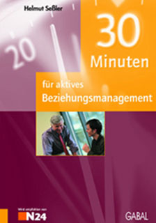 30 Minuten für aktives Beziehungsmanagement